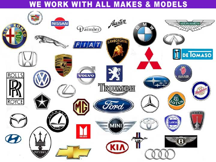Car Brands For Wrecking