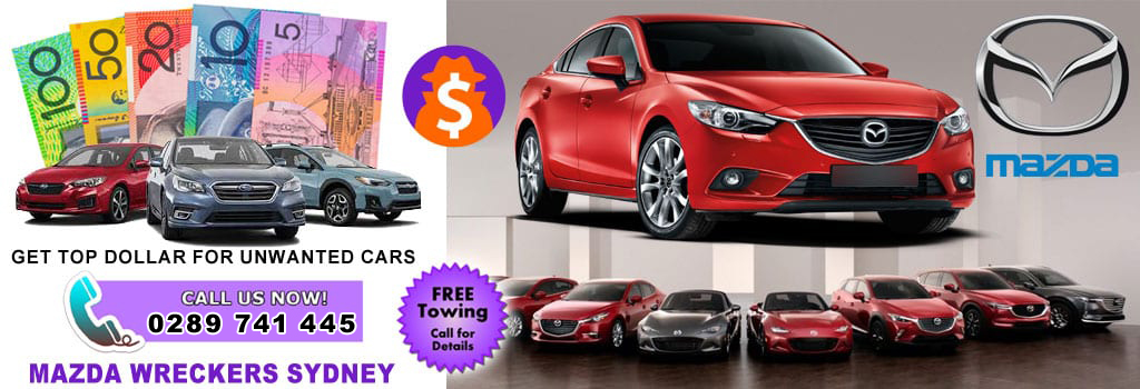 mazda salvage yard sydney