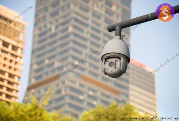 sydney road security camera