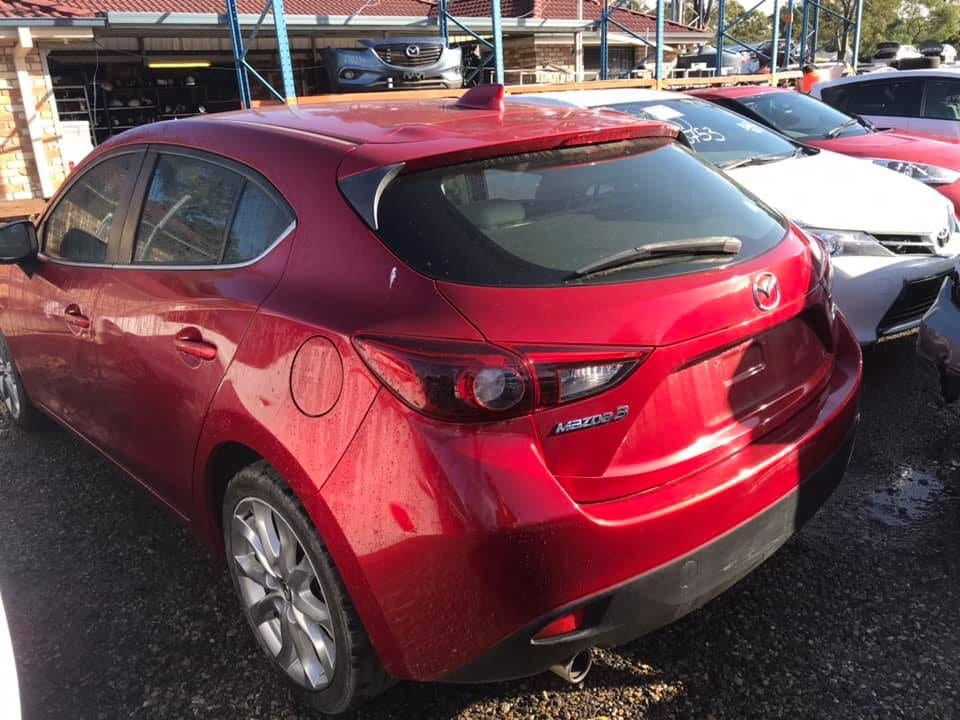 2019 mazda 3 cash for car