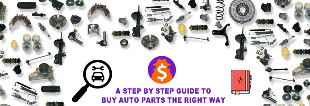 Guide to Finding the Right Auto Part for Your Car