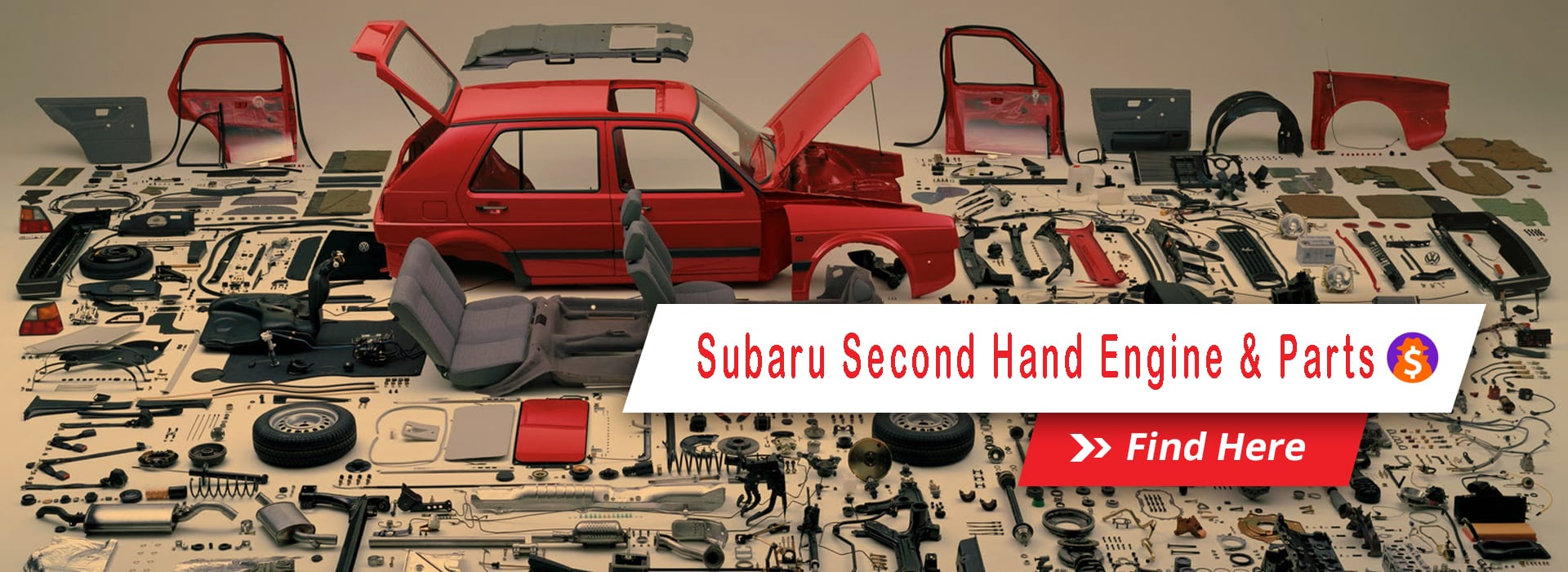 Subaru Second Hand Engine & Parts