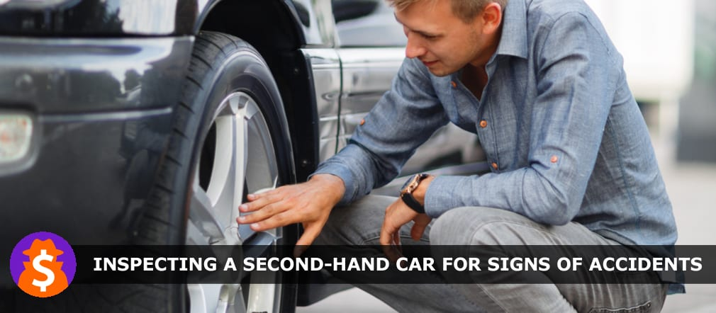 Inspecting A Second-hand Car for Signs of Accidents