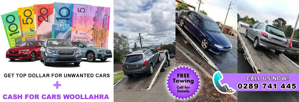 Cash For Cars Woollahra