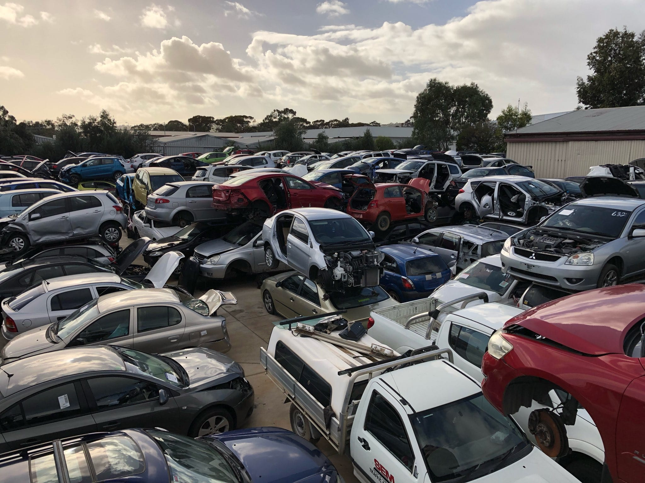 What To Do When Selling A Car To A Wrecker