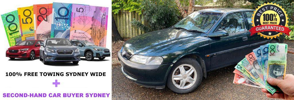 Second-Hand Car Buyer Sydney